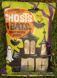 what u0027s good at trader joe u0027s trader joe u0027s ghosts u0026 bats