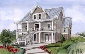 plan 15034nc beach house plan for narrow lot beach house plans