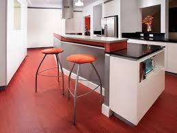 Vinyl Kitchen Flooring by Kitchen Beautiful Red Vinyl Flooring Texture Design Ideas With