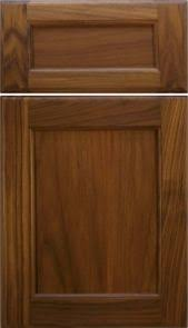 Kitchen Cabinet Door Manufacturers Shaker Bevel Ii Door Painted Frosty White M And J Woodcrafts