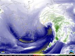 Surface Weather Map Winter Weather Cimss Satellite Blog
