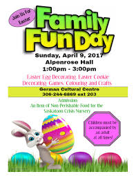 Easter Cookie Decorating Games by Easter Family Fun Day Saskatchewan German Councilsaskatchewan