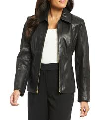 Leather Barn Coat Women U0027s Coats U0026 Jackets Dillards