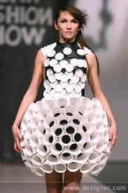 prom dresses trash fashion