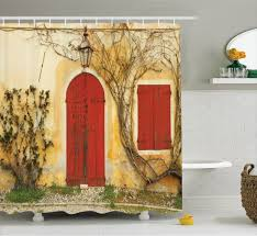 curtain tuscan shower curtain tuscan shower curtain