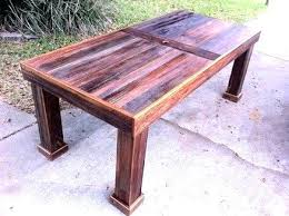 wood patio table plans wooden patio table caycanhtayninh com