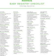 bridal registry checklist printable baby registry checklist printable europe tripsleep co