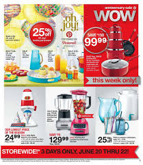 target on anniversary sale flyer june 20 to 26
