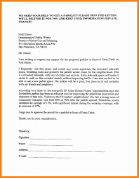 7 petition letter sample resume sections