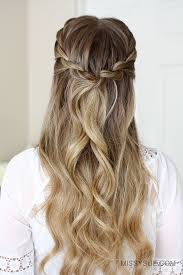 whats new in braided hair styles 3 easy rope braid hairstyles missy sue