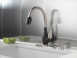Delta Hands Free Kitchen Faucet by Fuse Kitchen Collection