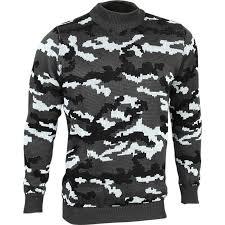 new russian army gorod sweater wool jacket warm camo s m l