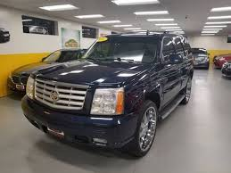 2006 cadillac escalade for sale cadillac used cars financing for sale newton newton automotive and