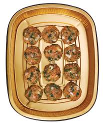 mini salmon burger bites dierbergs markets