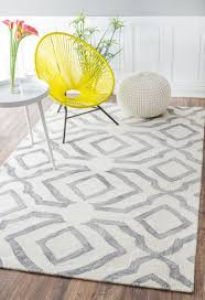 dip dyedinterlocking geometric rug rugs usa shag rugs and