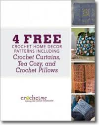 free crochet patterns for home decor crochet home decor patterns you have to try and they re free