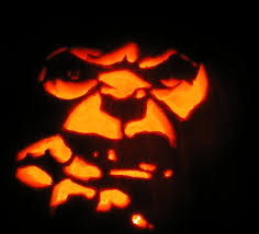 Scariest Pumpkin Carving by Decoration Ideas Contempo Picture Of Scary Monster Scooby Doo