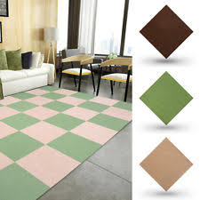 Floor Rug Tiles Carpet Tiles Ebay