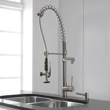 kitchen bar faucets delta one touch kitchen faucet combined