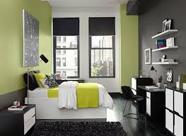 simple bedroom ideas with enchanting bedroom color combination