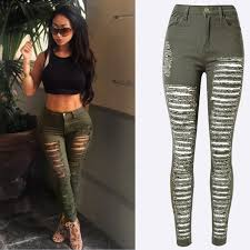 Plus Size Ripped Leggings Search On Aliexpress Com By Image