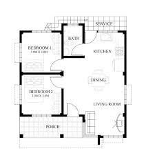 modern 2 house plans ultra modern 2 bedroom house plans bungalow single modern