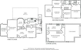 Floor Plan Survey 45 Forest Drive Short Hills
