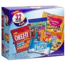 keebler cookies and crackers variety pack 32 ct sam u0027s club
