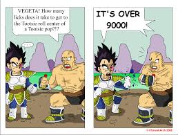 Over 9000 Meme - image 9962 it s over 9000 know your meme