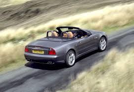 maserati spyder 2003 maserati spyder convertible review 2002 2005 parkers
