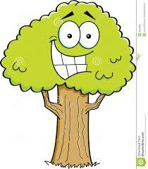 cartoon tree stock illustration image 39559883