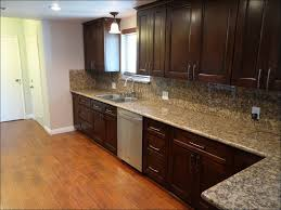 kitchen excellent grey granite countertops with brown cabinets