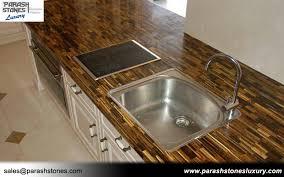 slab sink tiger eye tiles slabs blue golden