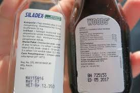Obat Woods bila batuk tak kunjung sembuh diki septerian