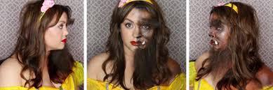 Halloween Costumes Belle Beauty Beast Beauty Beast Makeup Tutorial Halloween Costume Ideas