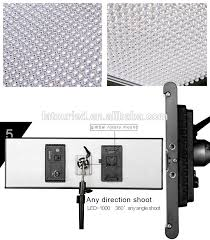 professional led panel light for photography studio