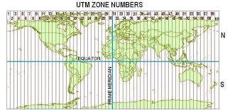 utm zone map nga u universal transverse mercator utm unclassified