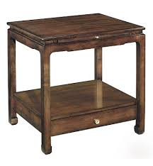 hickory chair side tables sara side table from the alexa hton collection by hickory chair