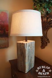 Make Wood Desk Lamp by Best 25 Diy Lamps Ideas On Pinterest Diy Lampshade Diy Light