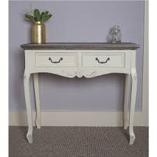 Shabby Chic Console Table Heritage Shabby Chic Console Table Console Table Homesdirect365