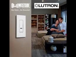 lutron dimmer 3 way switch u2014westside wholesale com youtube