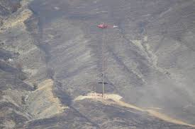 Wildfire Bc Clinton by Cache Creek Residents Return Crews Battle Elephant Hill Wildfire