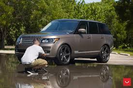 range rover rims land rover range rover cv3r graphite vossen wheels 2015