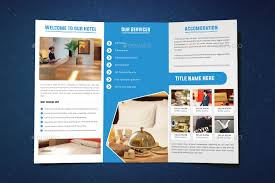 beautiful sample hotel brochure ideas resume samples u0026 writing