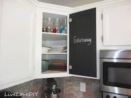 chalkboard paint ideas kitchen decorating kitchen chalkboard wall ideas beautiful livelovediy