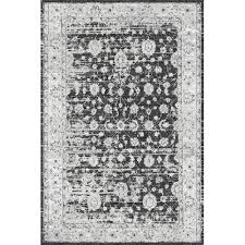 Hypoallergenic Rug Antique Look Modern Feel Gray Rug U2013 Authenturkish
