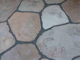 Concrete Faux Paint - refurbishing stamped concrete deb u0027s garden deb u0027s garden blog