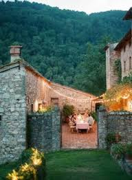 Tuscan Garden Decor External Shutters And Topiaries Outdoor Pinterest Topiary