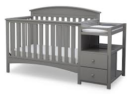 Cribs With Attached Changing Table by Abby Crib N Changer Delta Children U0027s Products