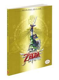 Skyward Sword Map Legend Of Zelda Skyward Sword Prima Official Game Guides